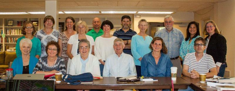 Dr. Carmody's Parables Class: Summer Institute 2015 Atlanta