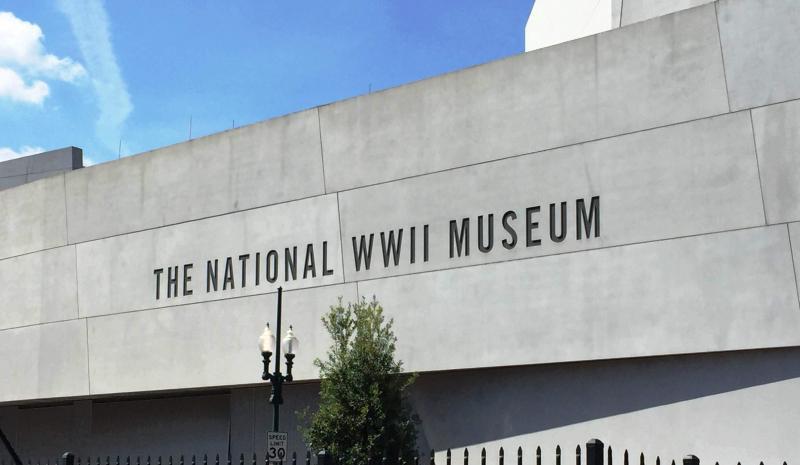 WWII Museum Trip