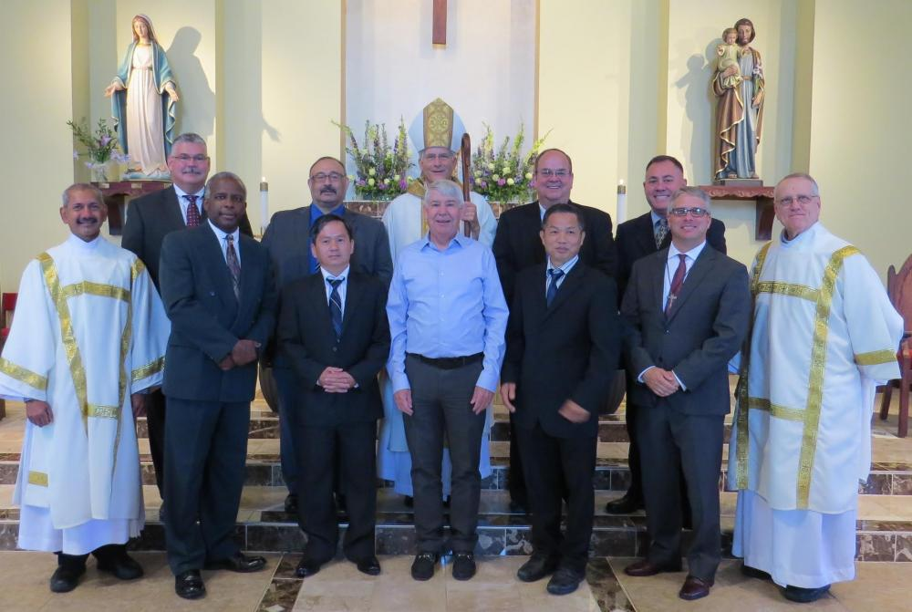 Diocese of Jackson First Deacon Cohort