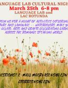 Language Lab Cultural Night
